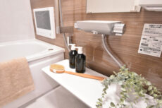 目黒グレースマンション 浴室