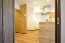グリーンヒル新宿 LDK+洋室2