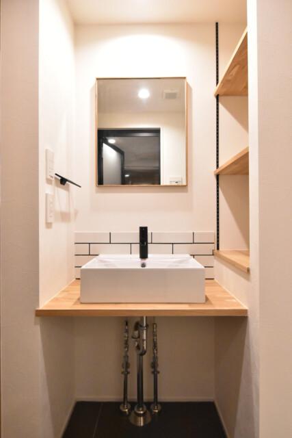 目黒グレースマンション洗面室