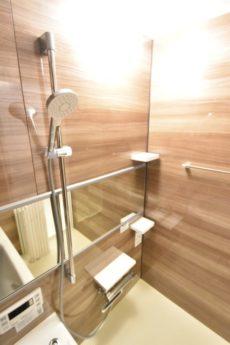 東中野ハイム 浴室
