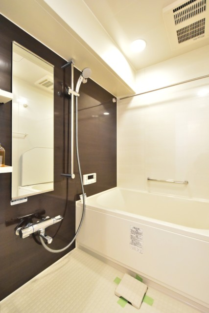 マンションヴィップ目黒 浴室