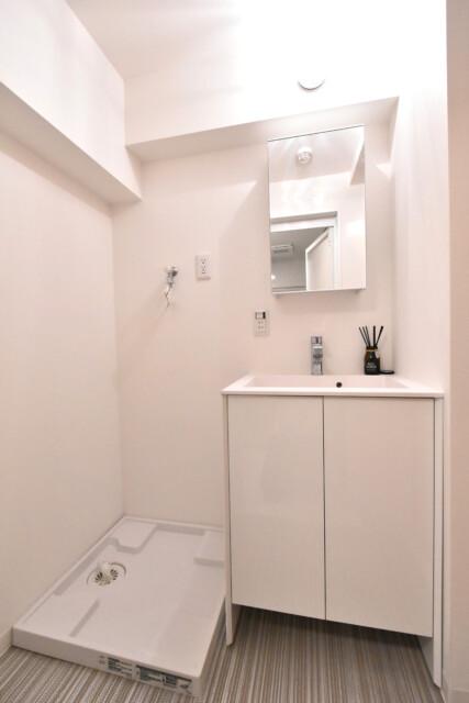 目黒グレースマンション 洗面室
