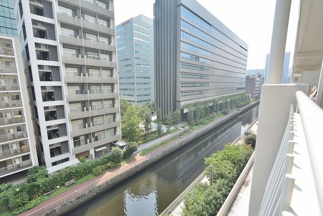 三田ナショナルコート バルコニー
