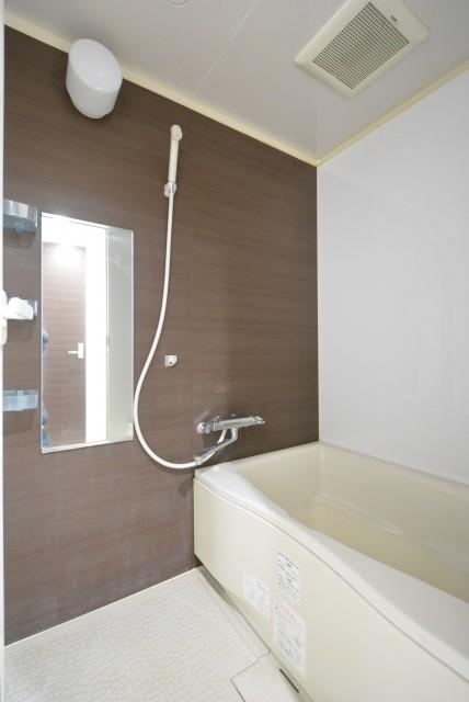 イトーピア五反田マンション 浴室