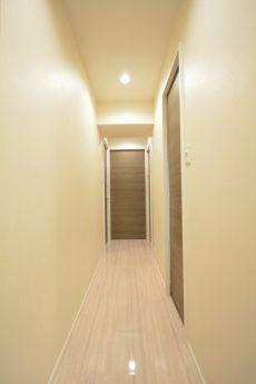 上馬フラワーホーム 廊下