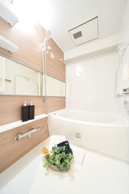 上野毛リッツハウス 浴室