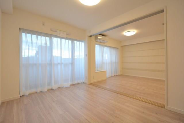 シャトレ市ヶ谷 LDK+洋室3