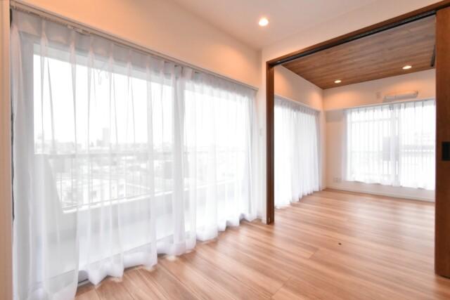 三軒茶屋スカイハイツ DK+洋室2
