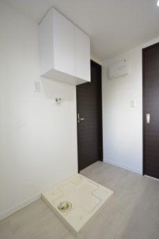 イトーピア五反田マンション 洗濯機スペース