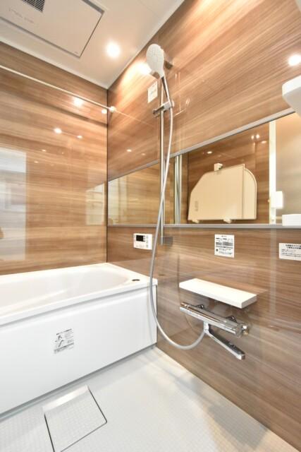 三軒茶屋スカイハイツ 浴室