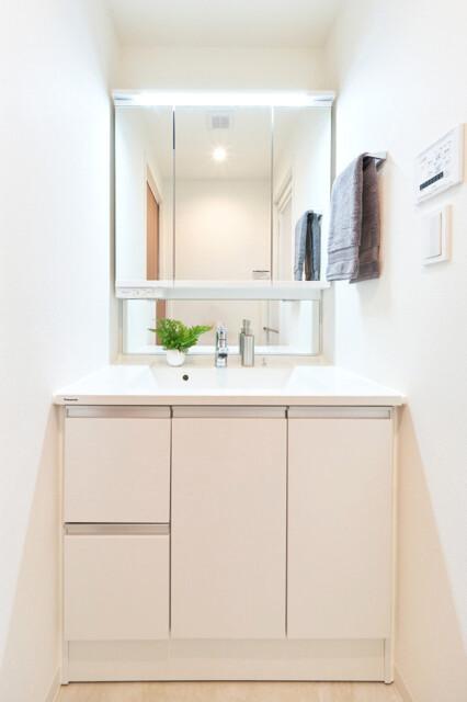 上野毛リッツハウス 洗面室