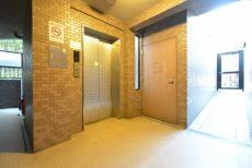 日神パレステージ三軒茶屋Ⅱ エレベーター