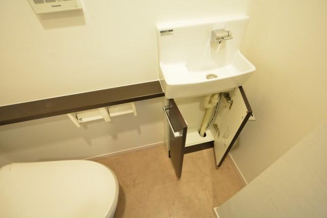 日神パレステージ三軒茶屋Ⅱ トイレ