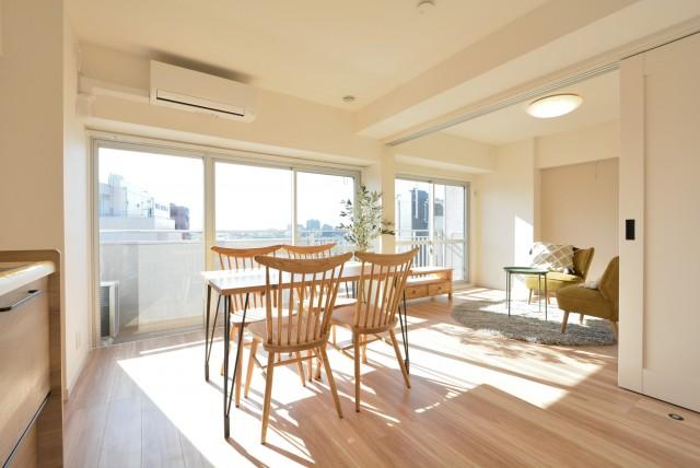 日生野沢マンション LDK+洋室