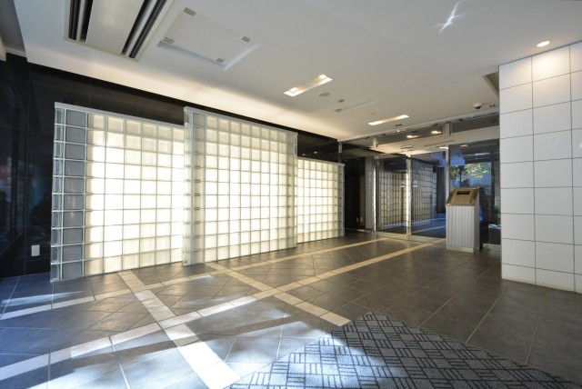 フィールT幡ヶ谷 エントランスホール