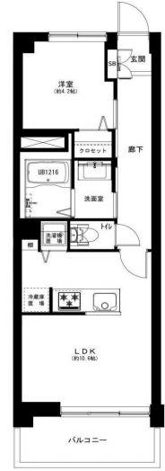 松見坂武蔵野マンション14階