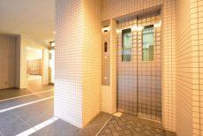 フィールT幡ヶ谷 エレベーター
