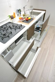 マンション小石川台 キッチン
