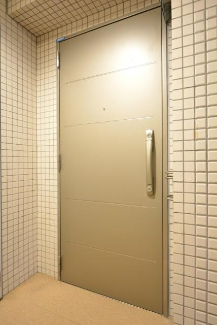 フィールT幡ヶ谷 玄関
