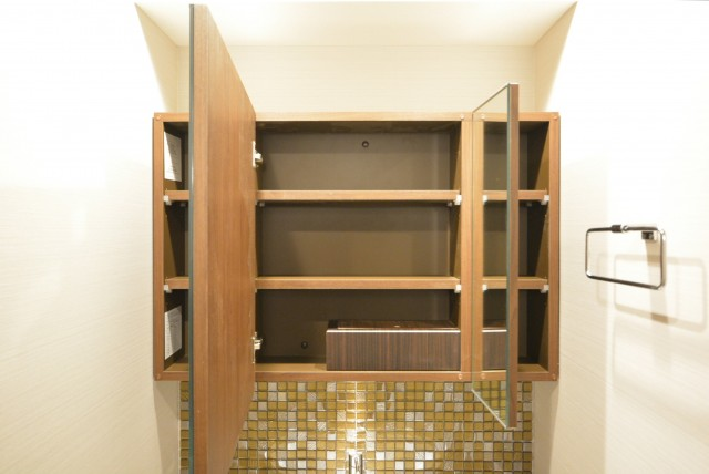 フィールT幡ヶ谷 洗面室