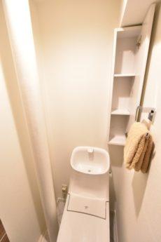 パールハイツ幡ヶ谷 トイレ