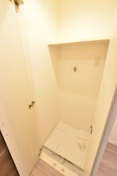 パールハイツ幡ヶ谷 洗濯機スペース