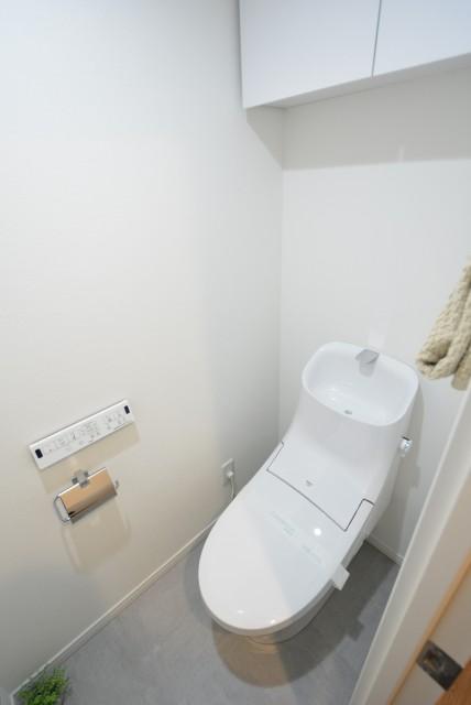 マイキャッスル中目黒Ⅱ トイレ