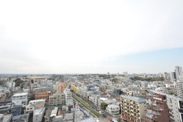 松見坂武蔵野マンション 玄関
