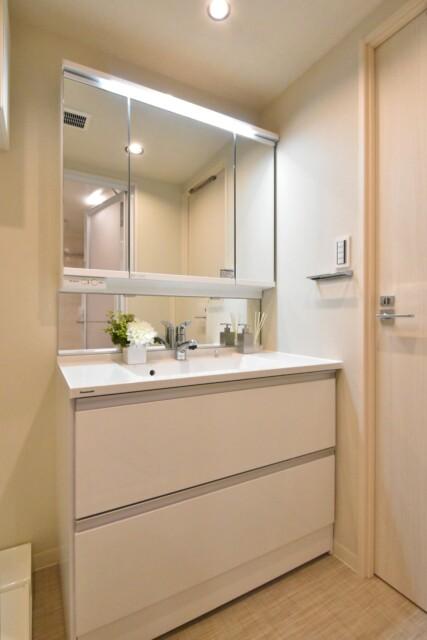 目黒青葉台グランドハイツ 洗面室