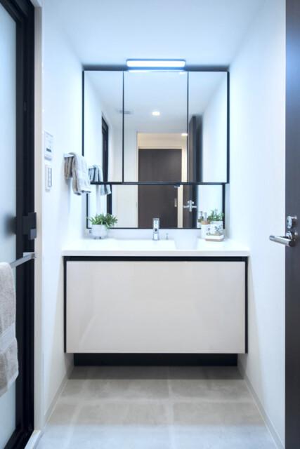 ローズハイツ仙台坂 洗面室