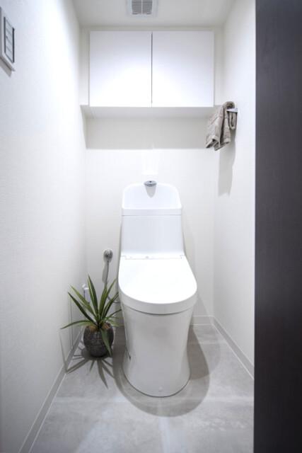 ローズハイツ仙台坂 トイレ