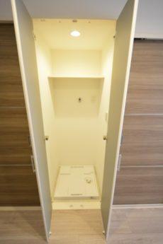 ニックハイム西蒲田 洗濯機スペース