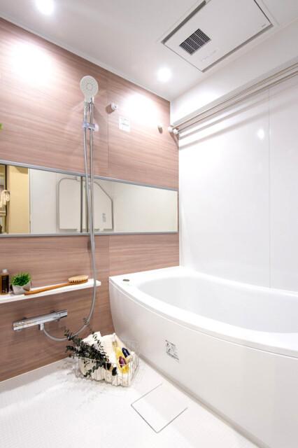 ローズハイツ仙台坂 浴室