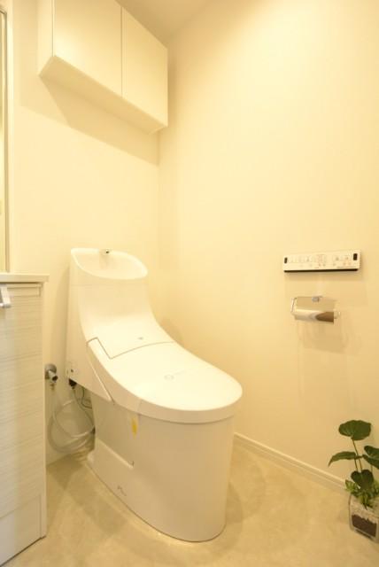 ニックハイム西蒲田 トイレ