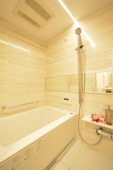 ニックハイム西蒲田 浴室