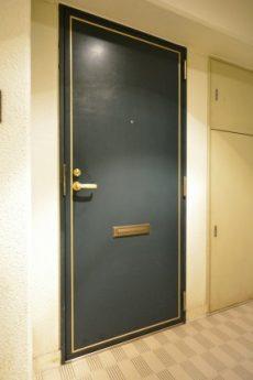 東池袋ハイツ壱番館 玄関