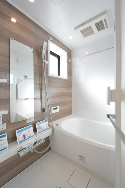 南烏山パーク・ホームズ 浴室