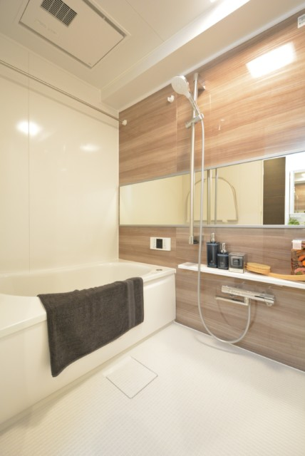 ツインシティ東砂アネックス 浴室