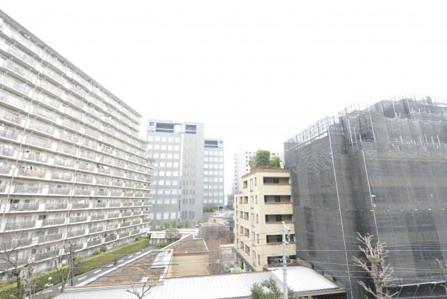 飯田橋第一パークファミリア バルコニー