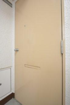 マンション五反田 玄関