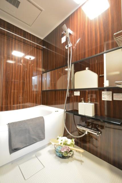 飯田橋第一パークファミリア 浴室