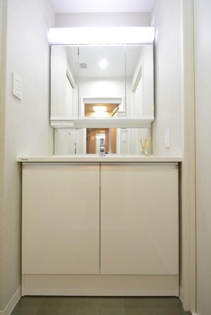 ライオンズマンション広尾第2 洗面室