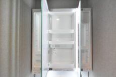 マンション五反田 洗面室