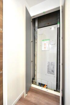 マンション五反田 電気温水器