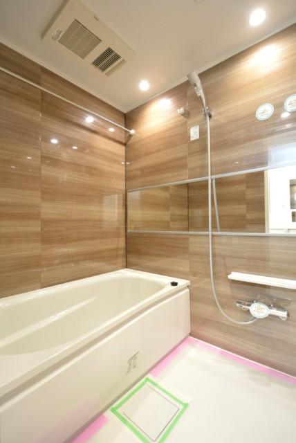 三軒茶屋ターミナルビル 浴室