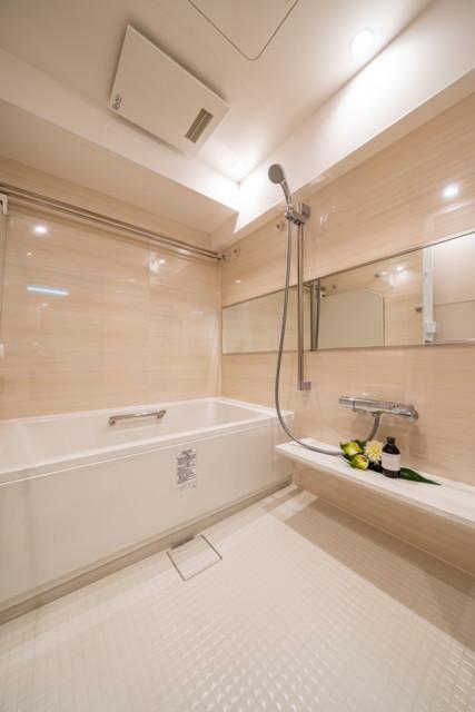 三田ナショナルコート 浴室