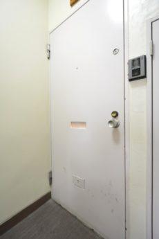 上馬ハイホーム 玄関