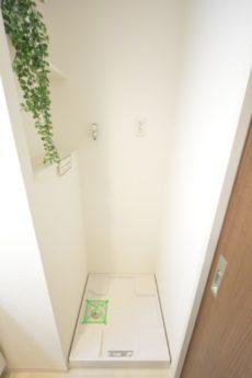 四谷軒第5経堂シティコーポ 洗面室