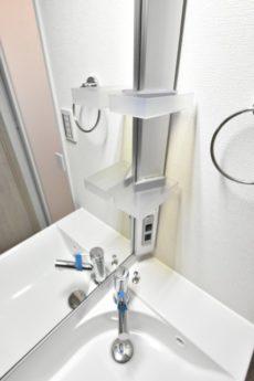 ニュー池尻マンション 洗面室