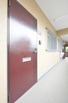 ライオンズマンション護国寺 玄関・廊下